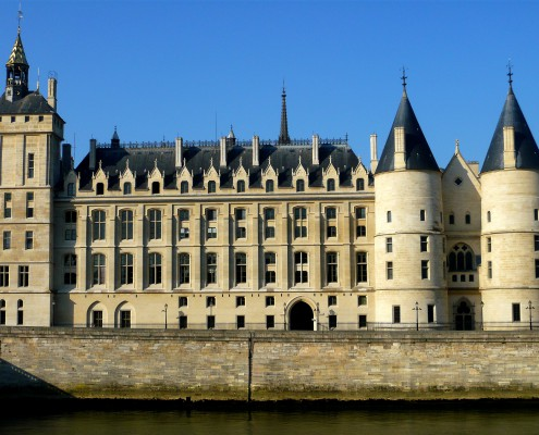Ile de la Cité Paris Conciergerie visite Un Guide à Paris