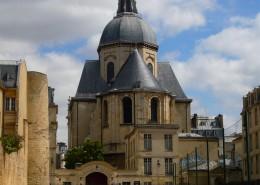 Marais Paris Eglise St Paul St Louis Paris visite Un Guide à Paris