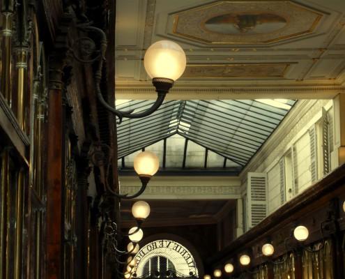 Passages Couverts Paris Galerie Vero Dodat visite Un Guide à Paris