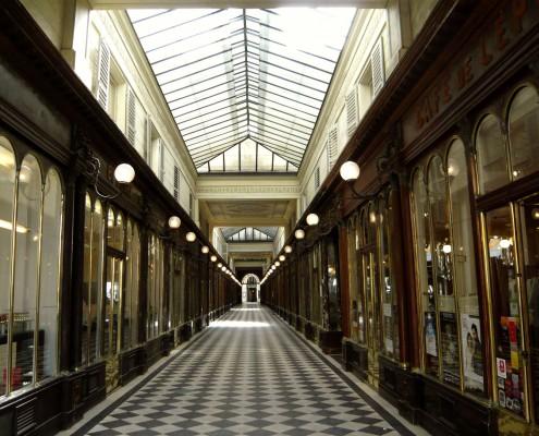 Passages Couverts Galerie Vero Dodat Visite
