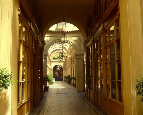 Passages Couverts Paris Galerie Vivienne visite Un Guide à Paris