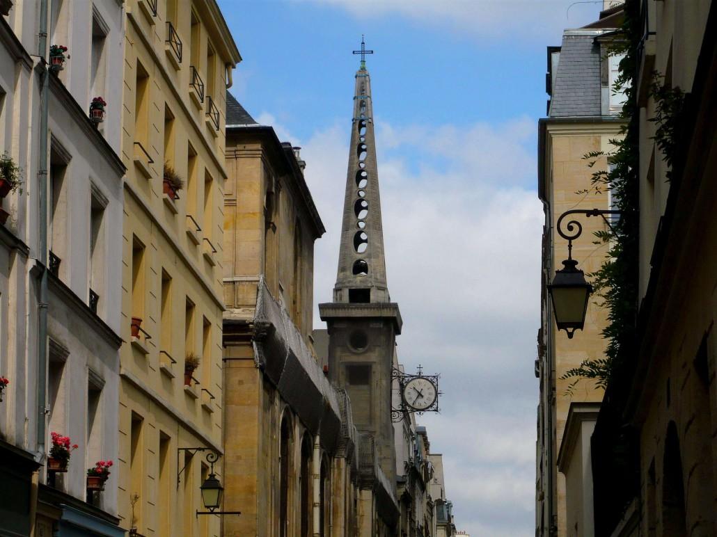 St Louis Taxi >> Visite guidée de l'Ile Saint-Louis - Un guide à Paris