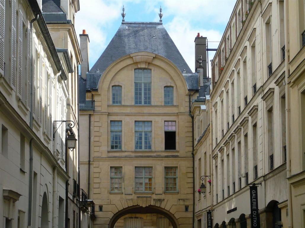 Visite guid e de l 39 ile saint louis un guide paris - Hotel ile saint louis ...