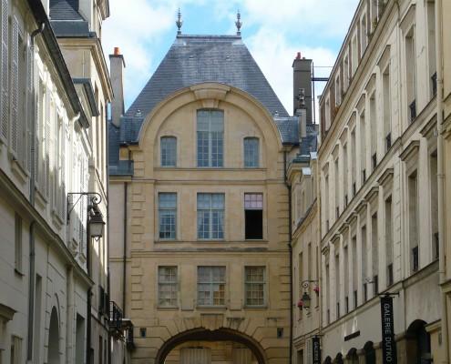 Ile Saint Louis Paris visite Ile Saint-Louis