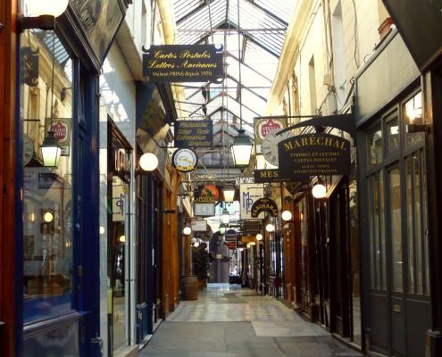 Passages couverts Paris Passage des Panoramas Visite Insolite Paris