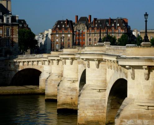Ile de la Cite Paris Pont Neuf visite Un Guide à Paris
