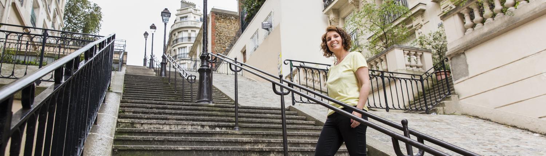 Visite guidée Paris Montmartre - Un guide à Paris