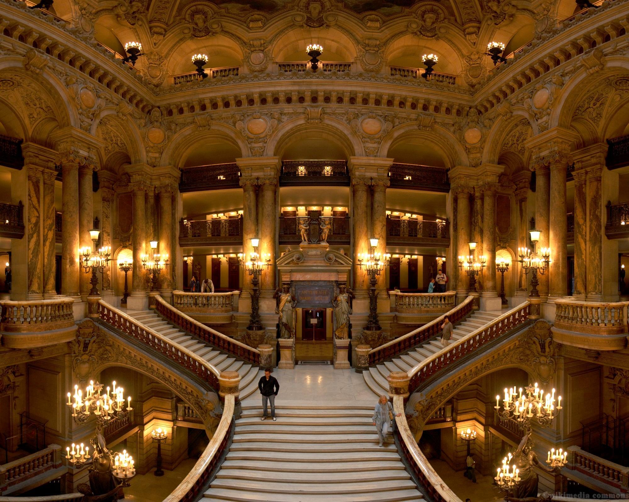 Opera rencontres