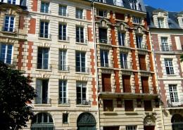 Première visite à Paris Place Dauphine Ile de la Cité