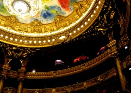 Opera Garnier Paris Plafond de Marc Chagall