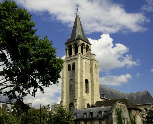 Saint-Germain-des-Prés Eglise Saint-Germain-des-Prés