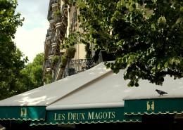 Saint-Germain-des-Prés Deux Magots