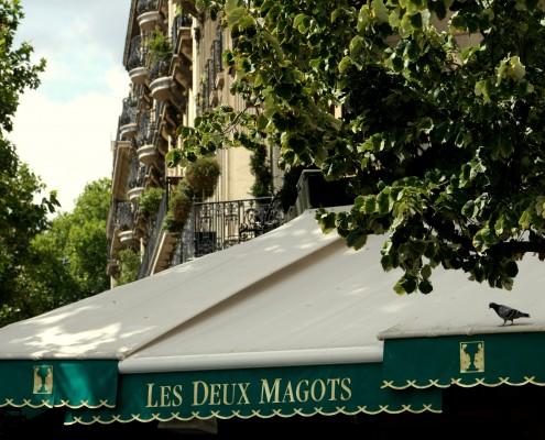 Saint-Germain-des-Près Paris Deux Magots