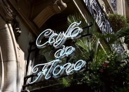 Saint-Germain-des-Prés Café de Flore