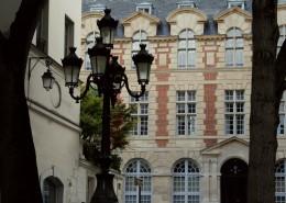Saint-Germain-des-Prés Place Furstenberg