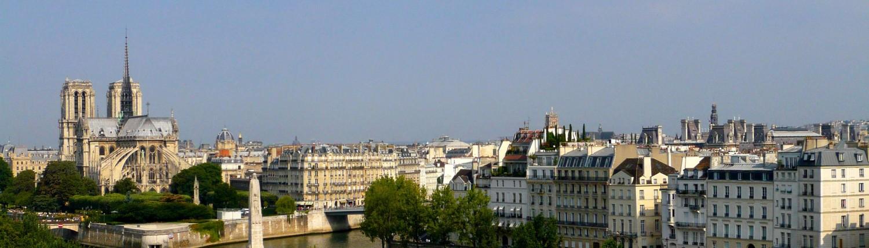 Notre Dame de Paris Ile Saint Louis