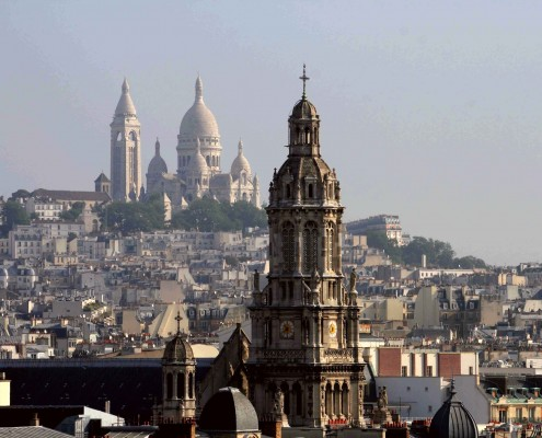 Montmartre Paris Sacre Coeur