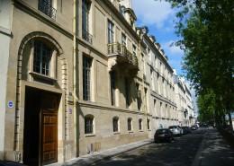 Île Saint-Louis Hôtel de Lauzun Paris îles