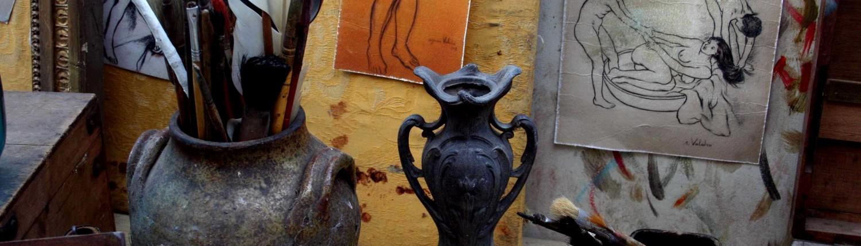 Musée de Montmartre visite atelier appartement Valadon