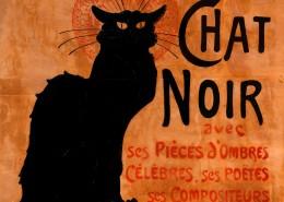 Musée de Montmartre cabaret du Chat Noir