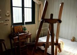 Musée de Montmartre atelier appartement Valadon Utrillo