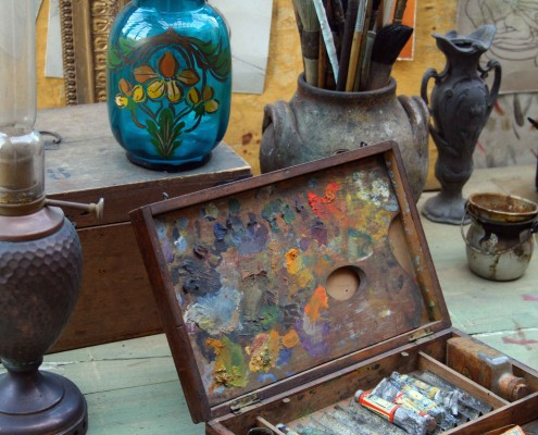 Visite Montmartre musée de Montmartre atelier appartement Valadon