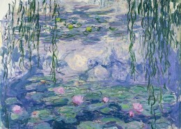 Musée Marmottan Monet Paris - Claude Monet - Nympheas