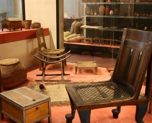L'Égypte au musée du Louvre Egypte Louvre Musée du Louvre - Antiquités égyptiennes - Mobilier