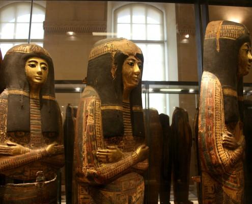 L'Égypte au musée du Louvre Egypte Louvre Sarcophages Musée du Louvre - Antiquités égyptiennes