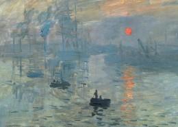 Musée Marmottan Monet Paris - Claude MONET - Impression soleil levant 1872