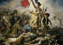La liberté guidant le peuple - 28 juillet 1830 - Eugène Delacroix