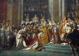 Musée du Louvre Le Sacre de Napoléon David 1804