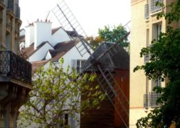 Montmartre Moulin de la Galette Butte Montmartre Bal du moulin de la Galette Renoir