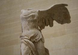 Musée du Louvre Victoire de Samothrace chefs-d'oeuvre incontournables