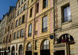 Ile de la Cité Place Dauphine Place Royale Henri IV