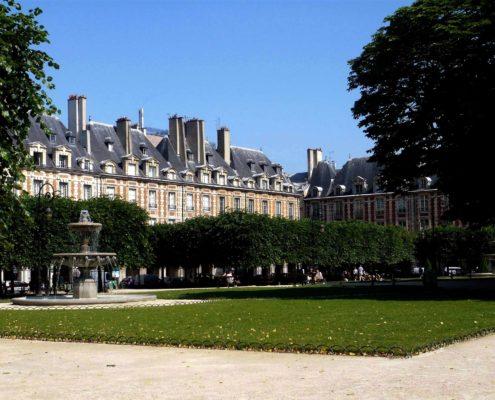 Le Marais Place des Vosges Visite guidée du Marais
