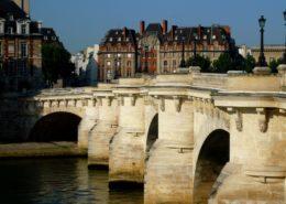 Ile de la Cité Pont Neuf Henri IV