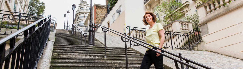 Paris Guide Conférencière Montmartre Butte Montmartre