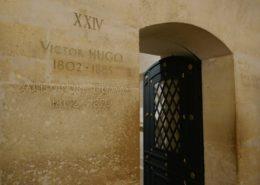 Panthéon Paris Crypte Grands Hommes Victor Hugo