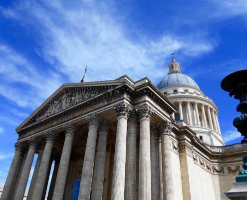 Panthéon Paris Crypte Grands Hommes