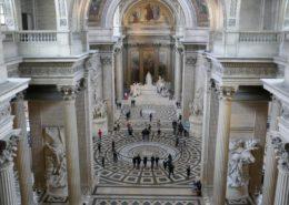 Panthéon Visite du Pantheon Paris Crypte