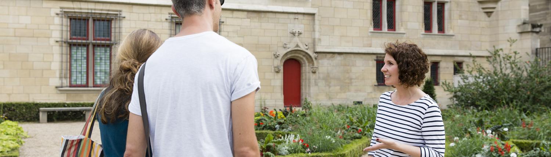 Marais Visite guidee place des Vosges hotel particulier