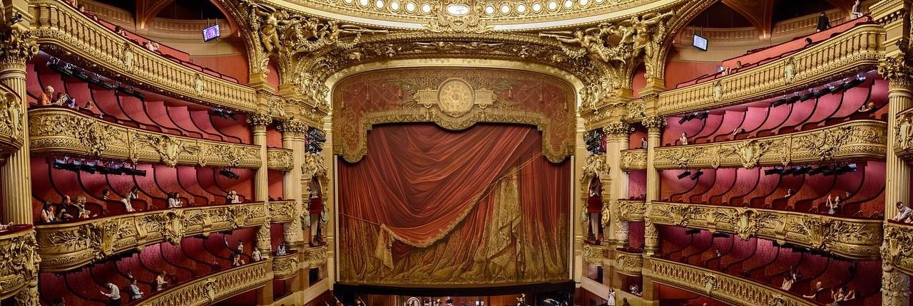 Opera Garnier Palais Garnier Opera National de Paris