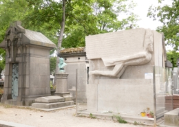 Tombe Oscar Wilde Paris