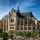 Halles Paris Eglise Saint Eustache