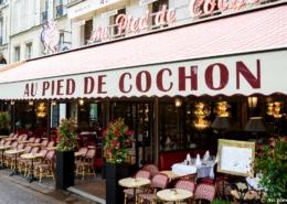 Paris visite guidée Au pied de Cochon