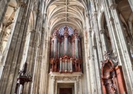 Halles Paris visite Saint Eustache