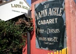 Montmartre Cabaret du Lapin Agile