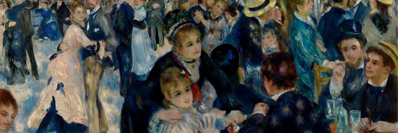 Bal du Moulin de la Galette Renoir