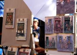 Montmartre place du Tertre Montmartre et ses peintres
